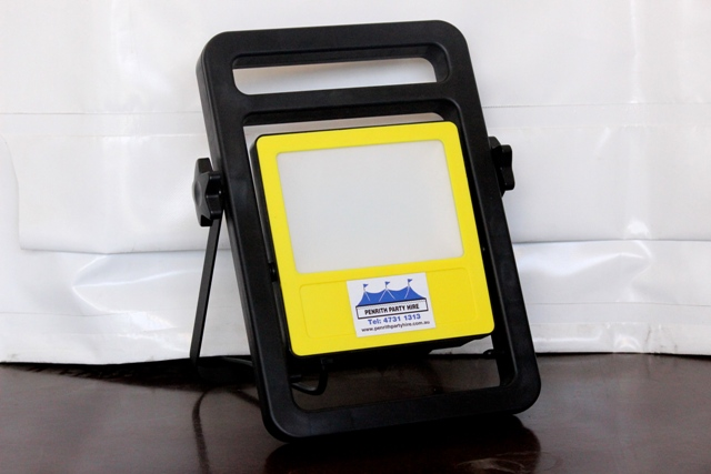 Floor mounted floodlight - 45w, LED