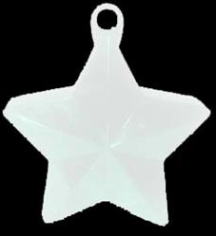 White star weight