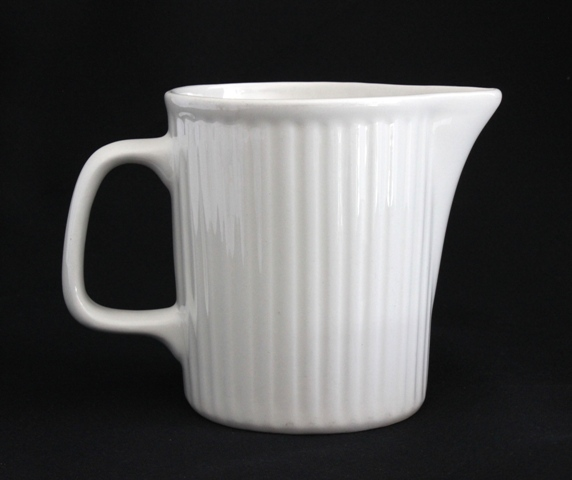 Fluted Milk jug - 600ml