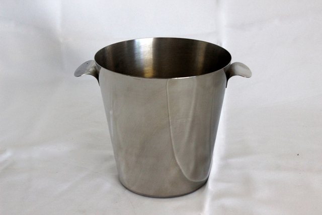Champagne/ice bucket - s/s (table)