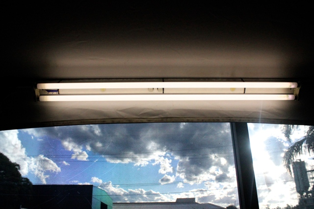 Fluorescent lights - twin 36w x 1200mm