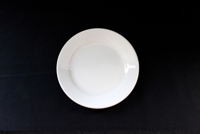 Broad-Rim Tivoli Side Plates - 165mm