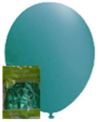 Dark Green balloon