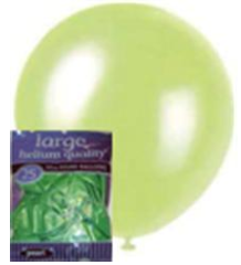Light Green balloon