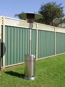patio heater for hire