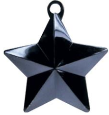 Black star weight