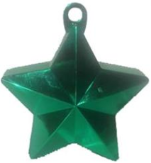 Dark Green star weight