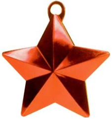 Orange star weight
