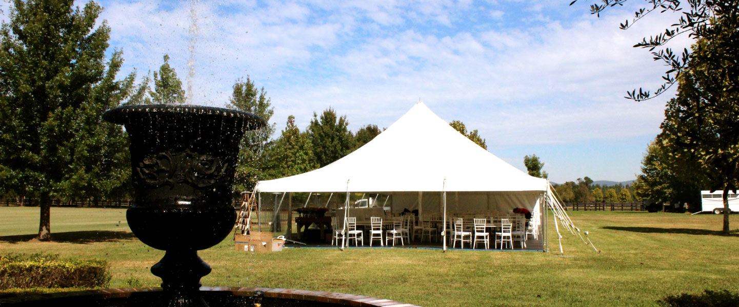 Huge range of hire equipment for all events