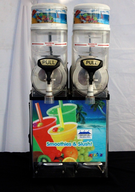 Frozen Cocktail machine - twin tub