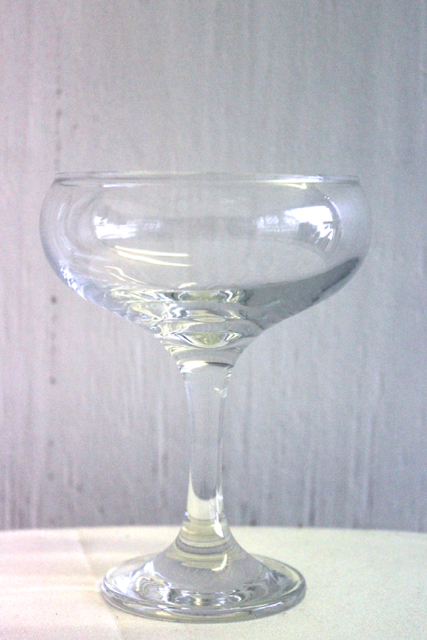 >Champagne coupe - 295ml - Crown Crysta