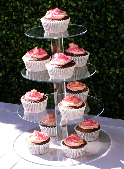 Cupcake stand – 4 tier