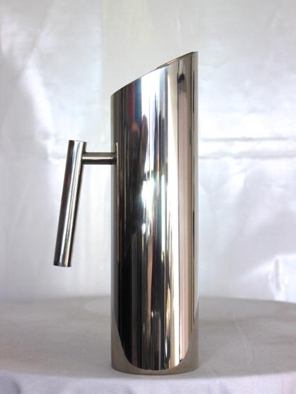 Water jug – S/Steel, 1.5 litre w/ice lip